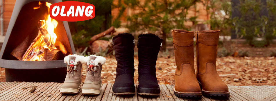 Olang snowboots webshop